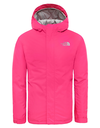 The North Face Girl's Snowquest Insulated Jacket