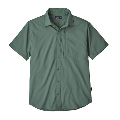 Patagonia Men's Skiddore Short Sleeved Shirt