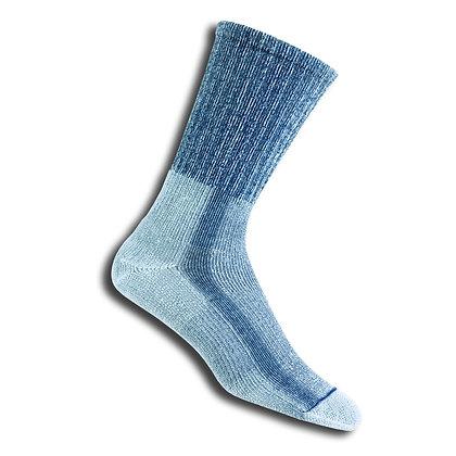 Thorlo Men's LTH Hiking Crew Sock Denim