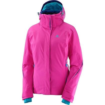 Salomon Women's Brilliant Ski Jacket