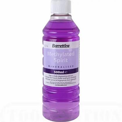 Barrettine 500ml Methylated Spirits
