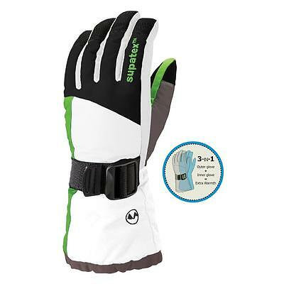 Manbi Men's Scope 3in1 Glove