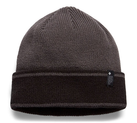 Black Diamond Cuffed Beanie