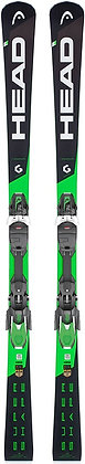 Head SuperShape i.Magnum Ski + Bindings