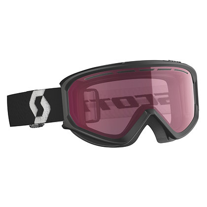 Scott Fact Ski Goggle  Black White