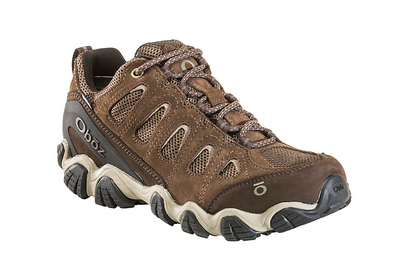 Oboz Men's Sawtooth II Low B-Dry