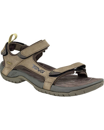 Teva Men's Tanza Leather Sandals