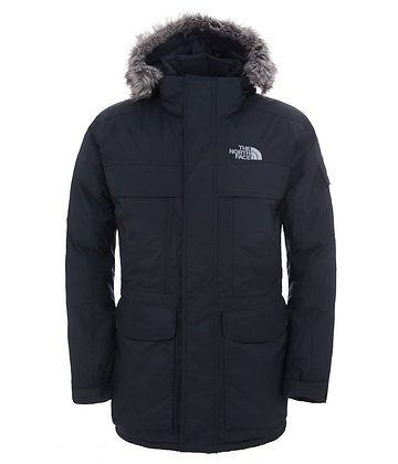 The North Face Men's Mcmurdo Parka Down Insulated Waterproof Jacket