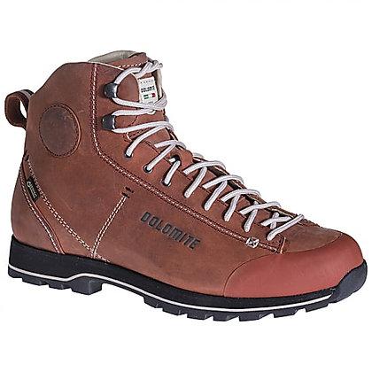 Dolomite 54 High FG GTX Unisex Boot Ginger Red