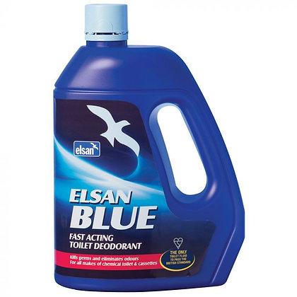 Elsan Blue Toilet Waste Tank Fluid - 2 Litres