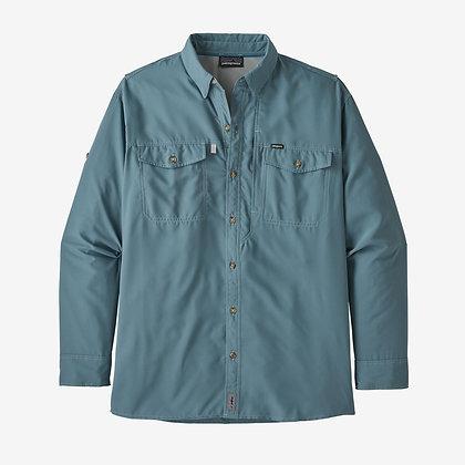 Patagonia Men's Long-Sleeved Sol Patrol™ II Shirt