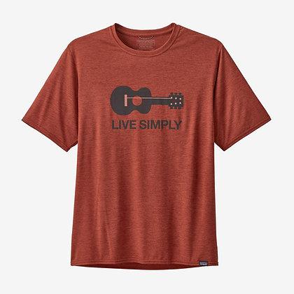 Men's Capilene® Cool Daily Graphic Shirt