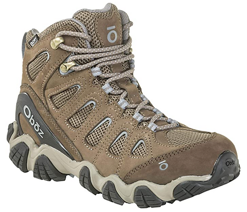 Oboz Women's Sawtooth Mid B-Dry Waterproof