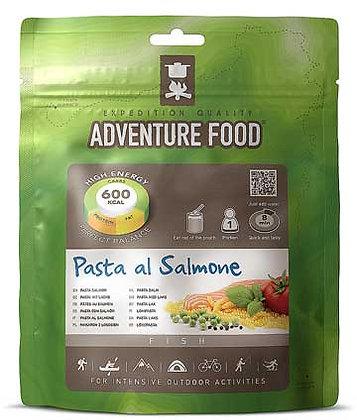 Adventure Food Salmon Pasta
