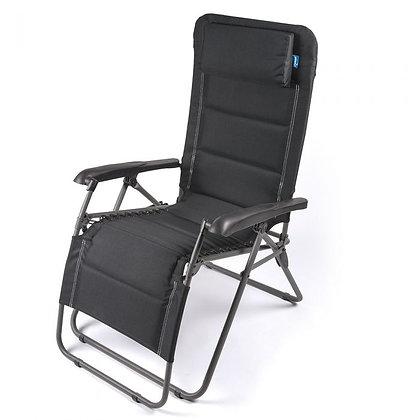 Redwood Textilene Recliner Chair