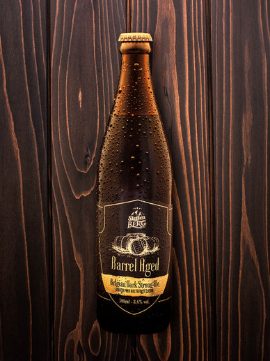 Belgin Dark Strong Ale