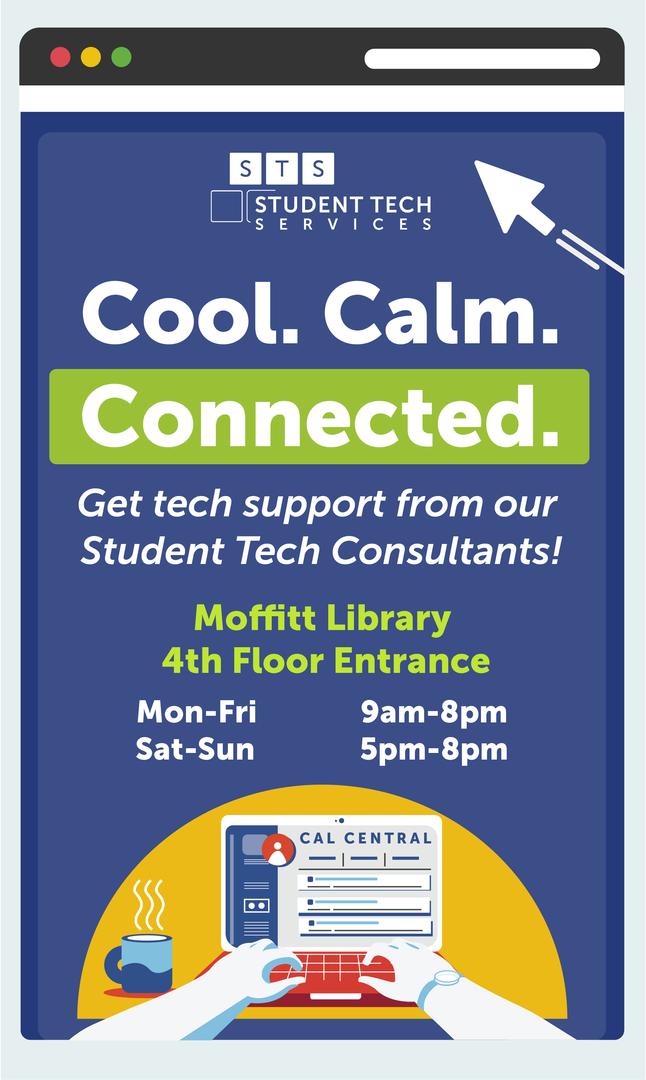 Moffitt 4th Floor_Student Tech Services