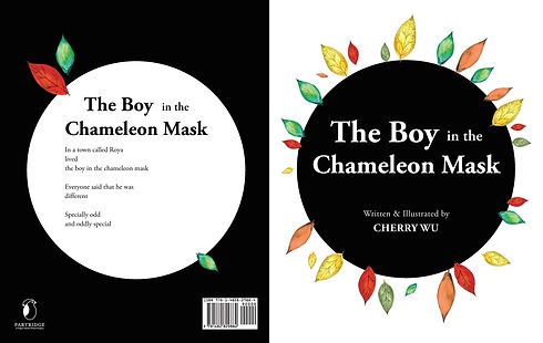 1. _The Boy in the Chameleon Mask_ - Chi