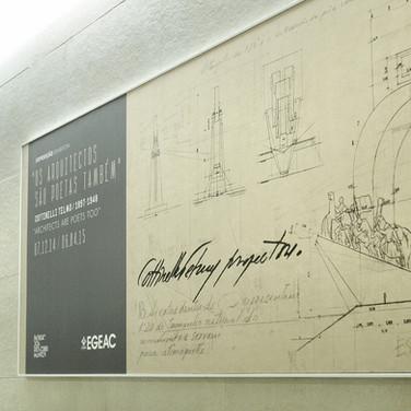 Os Arquitetos são Poetas Também  Cottinelli Telmo