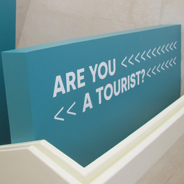 Are you a Tourist?