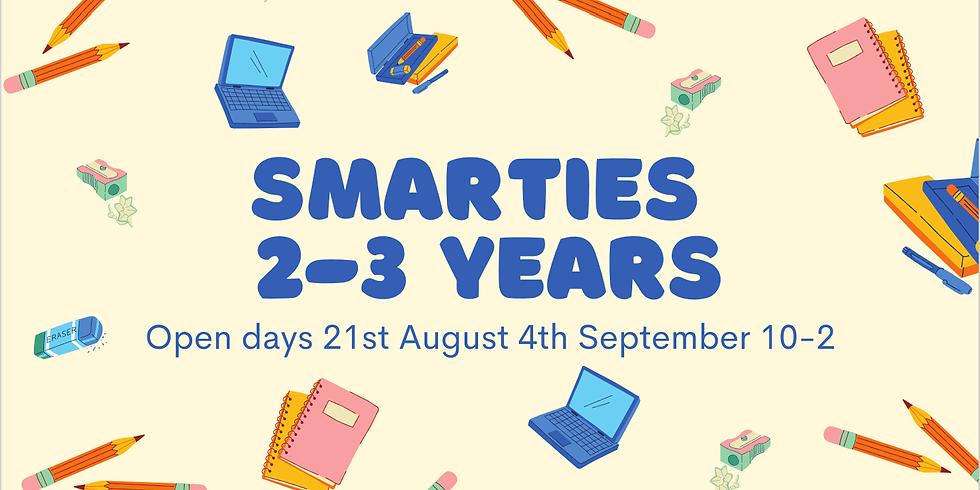 Smarties Open day