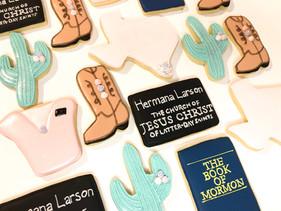 Texas Mission Cookies
