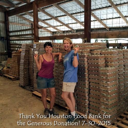 A Generous Houston Food Bank Donation.jpg