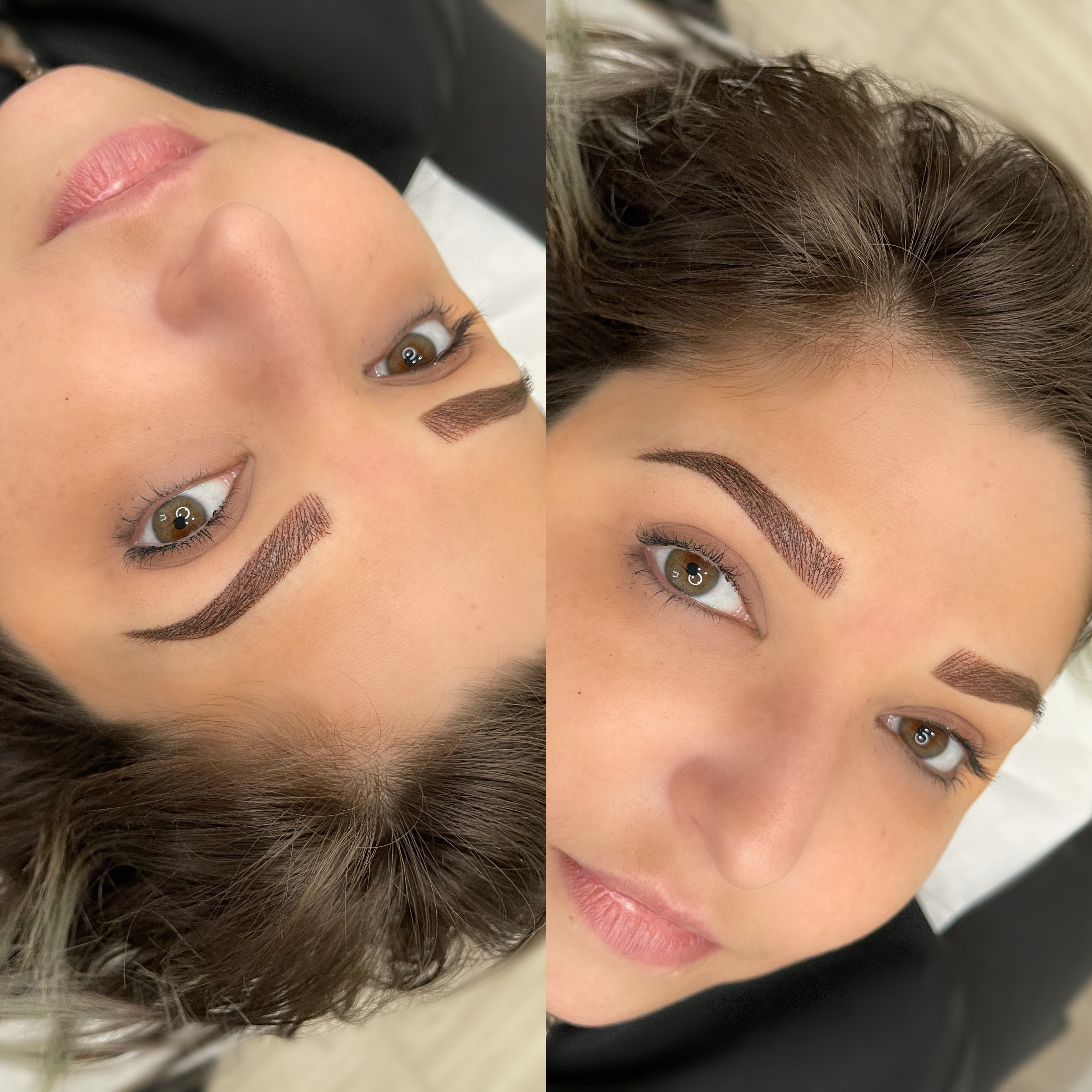 Combo/Ombré Brows w/ Brittany