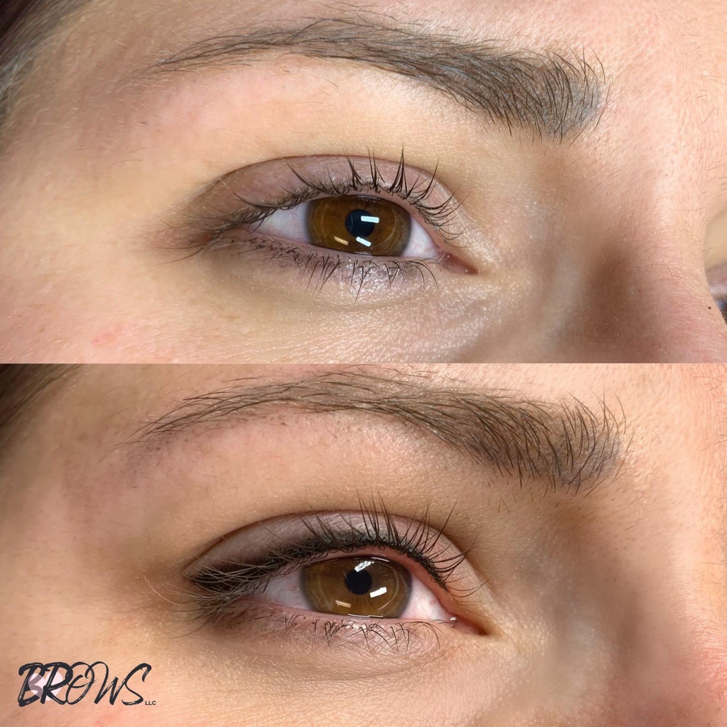 Eyeliner Touch-Up w/ Danielle (VA)