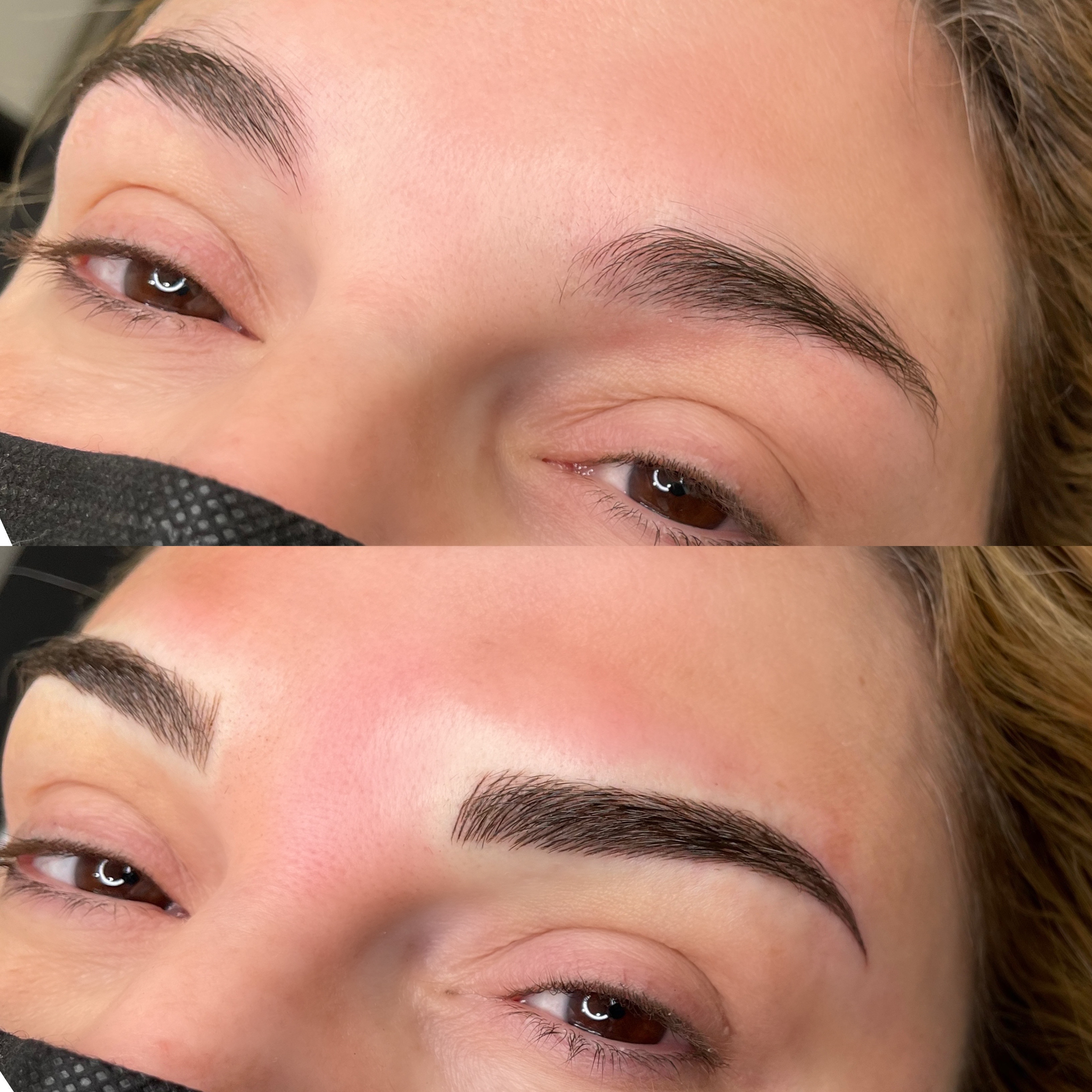Microblading w/ Brittany