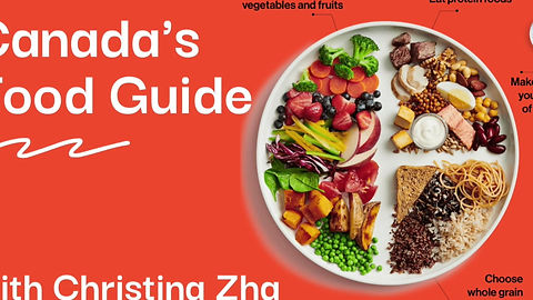 Learn more about Canada's Food Guide
