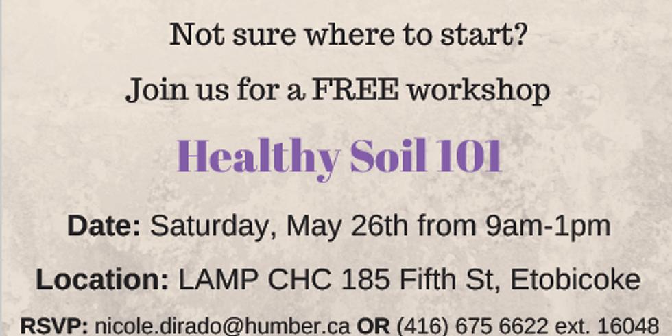 Healthy Soil 101