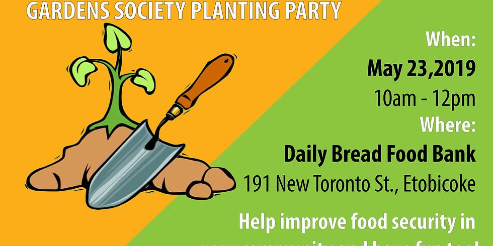 L.E.G.S Planting Party