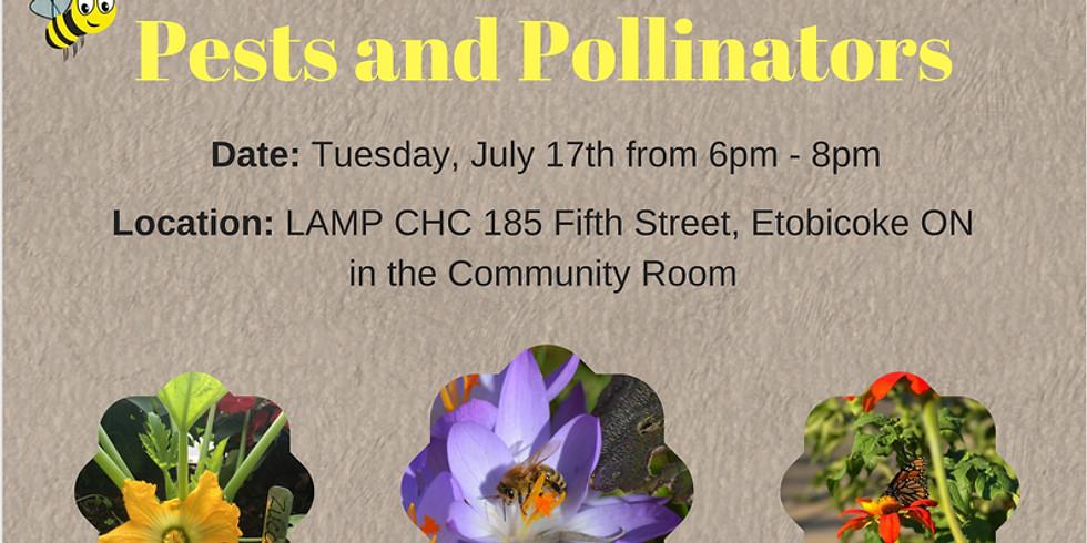 Pests and Pollinators