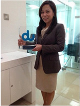 Filcom Recognized for Supporting du Customer Operations