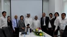 Saudi business executives visit Filcom Technologies office
