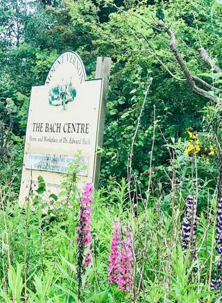 Bach Centre Front Entrance