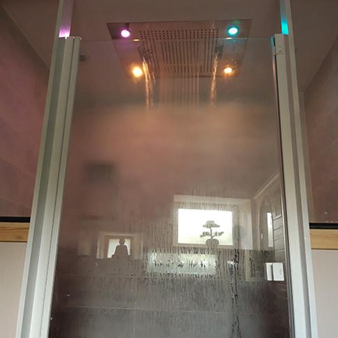 Douche Salle de bain - Villa Boréale - L'Antre de la tentation