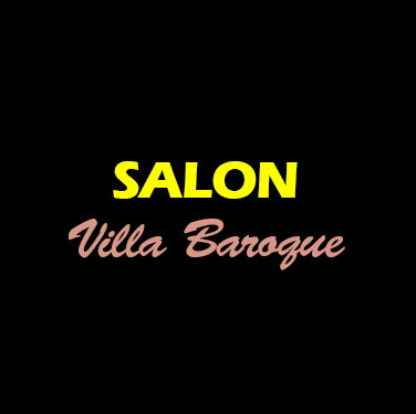 Salon - Villa Baroque - L'Antre de la tentation