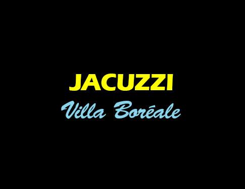 Jacuzzi - Villa Boréale - L'Antre de la tentation
