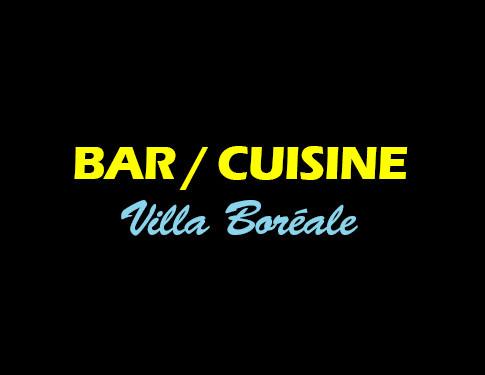 Bar Cuisine - Villa Boréale - L'Antre de la tentation