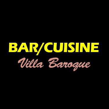 Bar Cuisine - Villa Baroque - L'Antre de la tentation