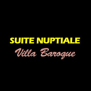 Suite nuptiale - Villa Baroque - L'Antre de la tentation