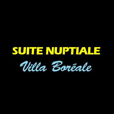 Suite nuptiale - Villa Boréale - L'Antre de la tentation
