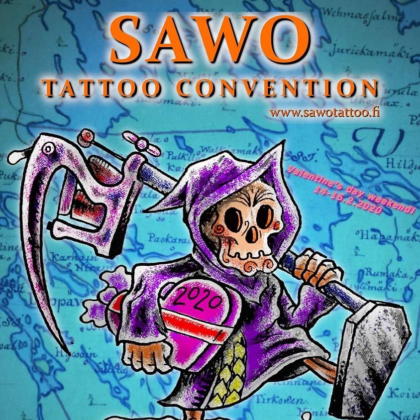 SAWO Tattoo Convention