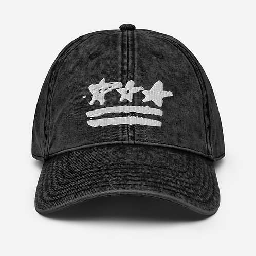 DC Flag Dad Cap