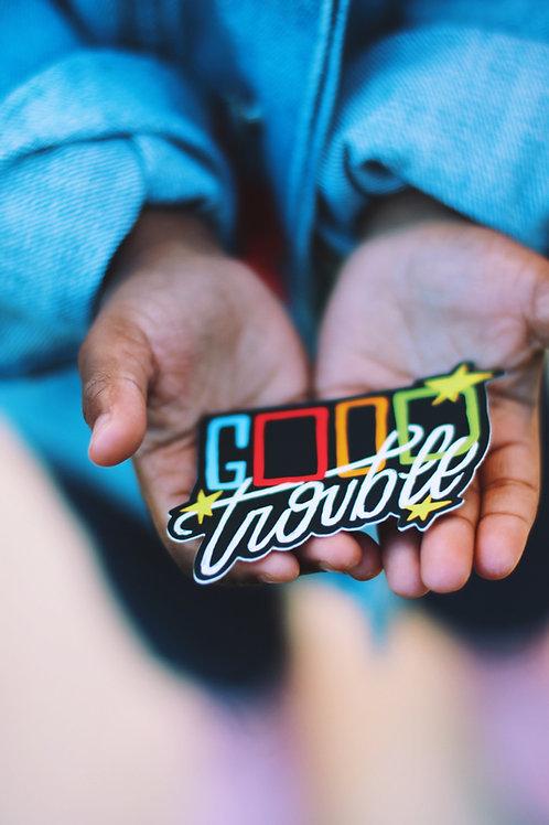 Good Trouble Sticker