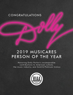 2019 MusiCares Person of the Year Ad
