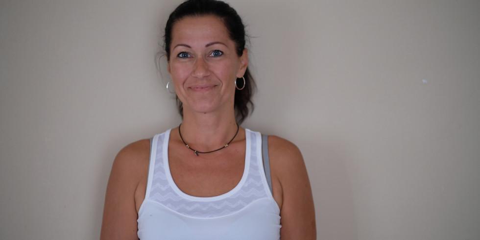 Kurz Hatha jóga pro začátečníky s Katkou