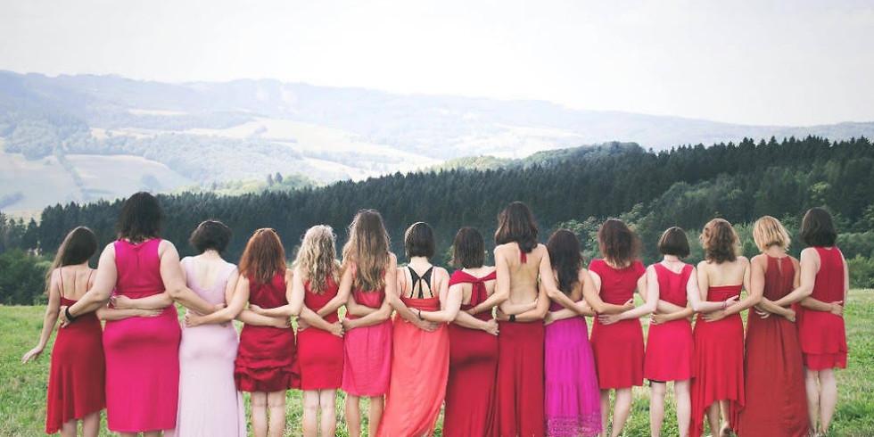 Ženský kruh s Lucií Harnošovou na téma - potěšení a sebeláska